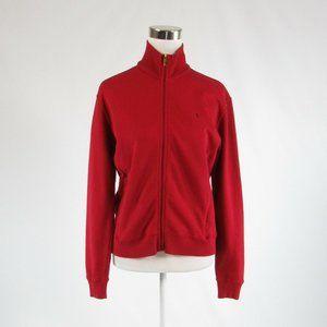 Red LAUREN RALPH LAUREN long sleeve jacket S